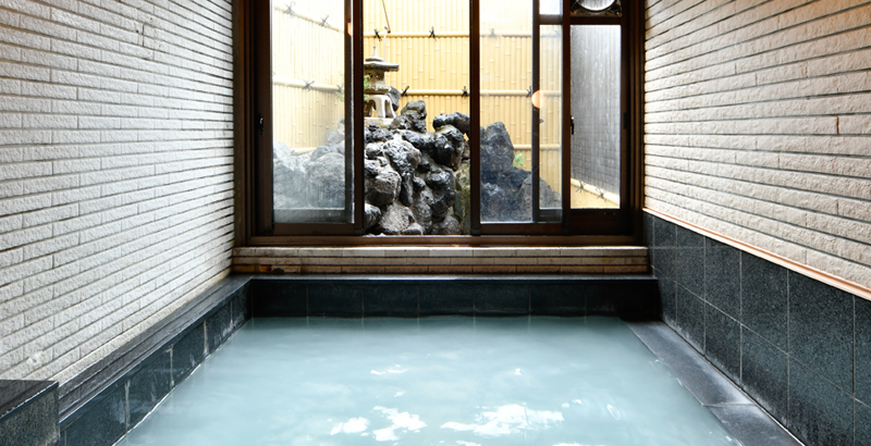 男湯 内風呂