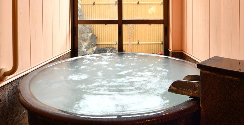 貸切風呂 丸風呂