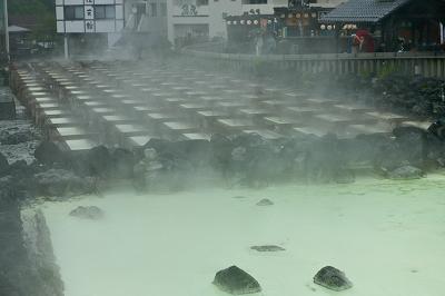 草津温泉でのモデルコース